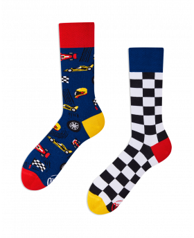 Chaussettes Voitures - Many...