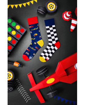 Chaussettes Voitures - Many Mornings