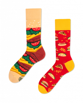 Chaussettes Burgers - Many...