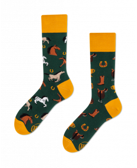 Chaussettes Chevaux - Many...
