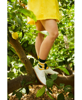 Chaussettes Citrons - Many Mornings