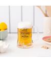 Chope de bière Papa -...