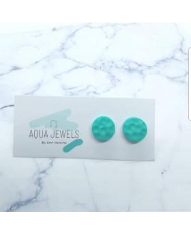 Puces ND 014 - Aqua Jewels