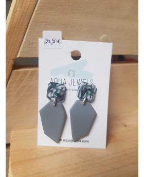 Boucles d'oreilles POL 004...