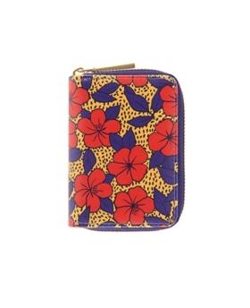 Porte-cartes Fleurs - DLP