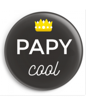 Magnet Papy cool - Pompom by Lou