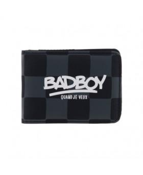 Porte-cartes double Bad Boy...