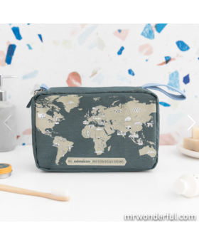 Trousse The world -...