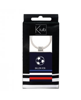 Porte-clés Ballon d'or - Kiub